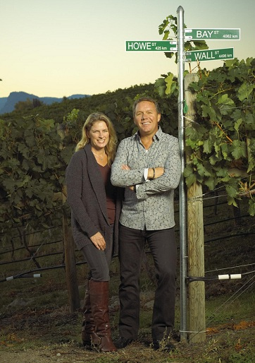 Laughing Stock Vineyards About Us Our Story